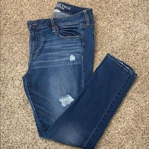EUC AE vintage collection super stretch Jegging 16